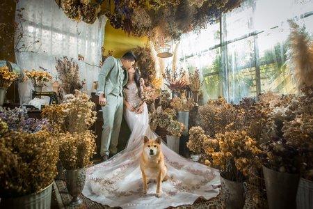 E&M 自助婚紗@基隆北海岸