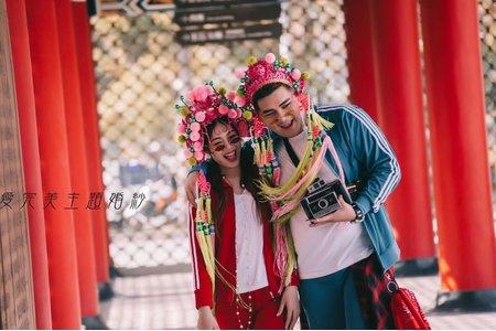 【2020年精選】創意&中式潮拍-愛完美主題婚紗