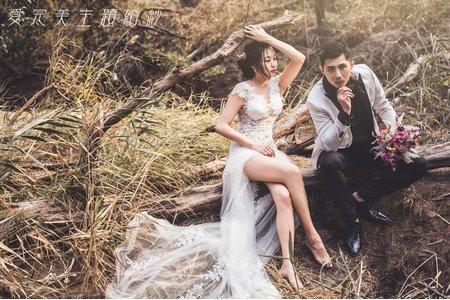 【2020年精選】森林&個性&韓式自助婚紗/愛完美婚紗主題攝影