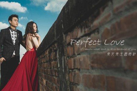 【2020年精選】古典婚紗&時尚街拍-愛完美主題婚紗