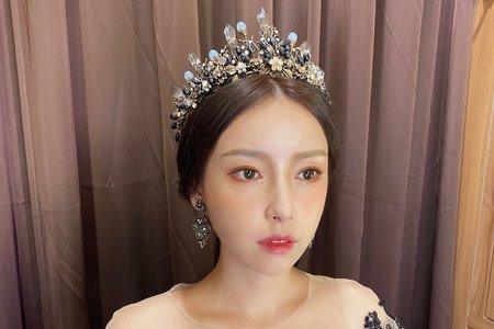 俐落女王👰