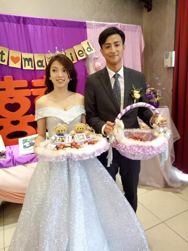 完美婚禮造型作品