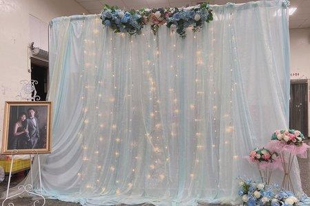 REH Wedding 婚禮佈置