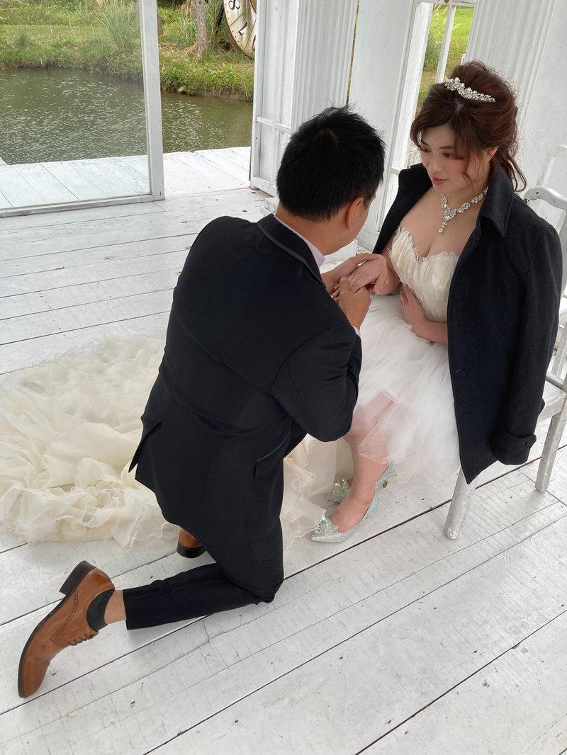 【自助婚紗】婚紗禮服租借包套方案作品