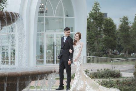 婚紗創作-桃園皇家薇庭