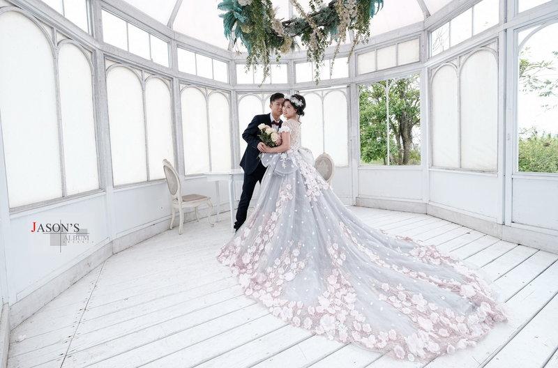 小資族高CP值視覺系幸福婚紗攝影3作品