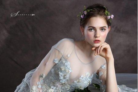 婚紗 禮服樣本
