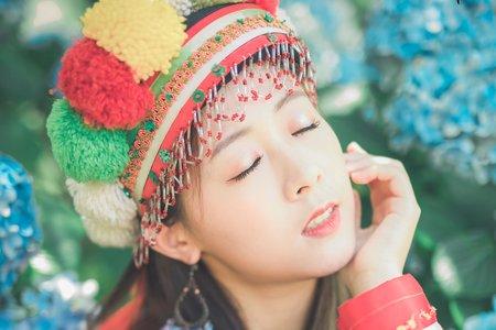 【Chiao楚喬】鄒族族服外拍