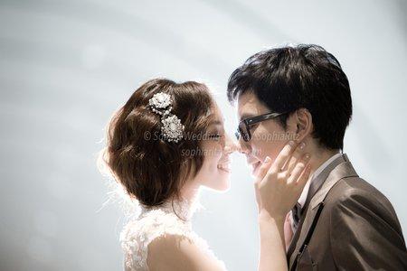 簡約年華,時光不忘|蘇菲雅婚紗攝影|A07
