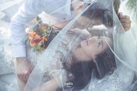 點滴浪漫散落在生活的每一瞬間|蘇菲雅婚紗攝影|A49