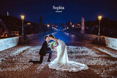 布拉格戀曲|蘇菲雅婚紗攝影|A54