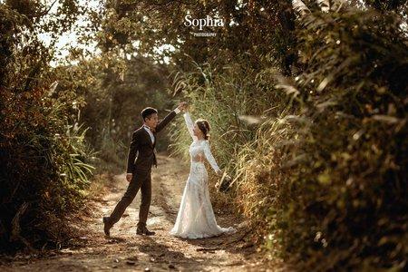 森林寄語|蘇菲雅婚紗攝影|A63