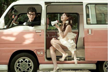 我們的甜蜜時代|蘇菲雅婚紗攝影|D01