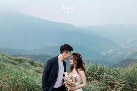 白色狂熱|蘇菲雅婚紗攝影|A64