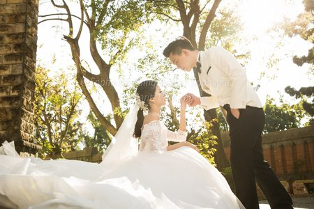 香檳系浪漫|蘇菲雅婚紗攝影|A39