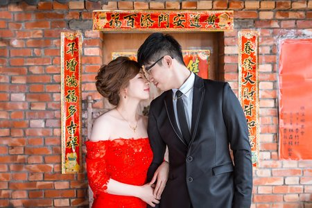 [宜蘭婚攝] 凱新&謹彣 訂結儀式晚宴@宜蘭山頂會館