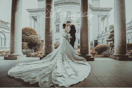 視覺流感|時尚雜誌風 │ 精選婚紗風格