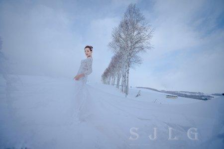 日本北海道海外婚紗|七星之樹-美式、韓系、日系、清新、時尚、個性、中式精選婚紗風格