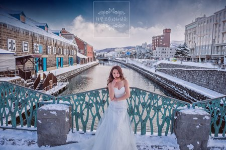 日本北海道冬季海外婚紗|美式、韓系、日系、清新、時尚、個性、中式精選婚紗風格