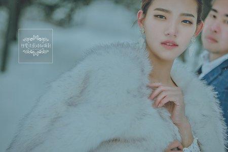 日本北海道海外婚紗攝影-神樂神社-美式、韓系、日系、清新、時尚、個性、中式精選婚紗風格-日本北海道美瑛|神樂神社