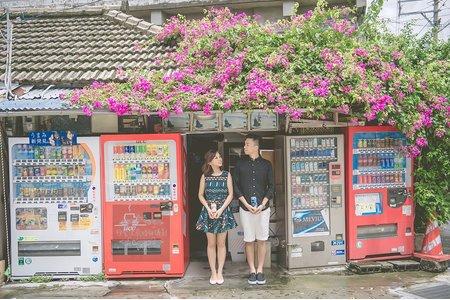日本海外婚紗-沖繩-美式、韓系、日系、清新、時尚、個性、中式精選婚紗風格-日本海外婚紗沖繩|那霸壺屋燒物博物館