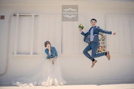 沖繩海外婚紗日本美式、韓系、日系、清新、時尚、個性、中式精選婚紗風格-日本海外婚紗|沖繩港川外人住宅