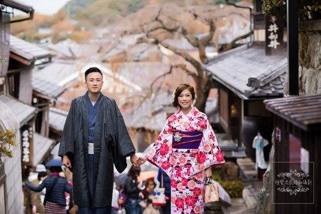日本京都清水寺(音羽山)-美式、韓系、日系、清新、時尚、個性、中式精選婚紗風格