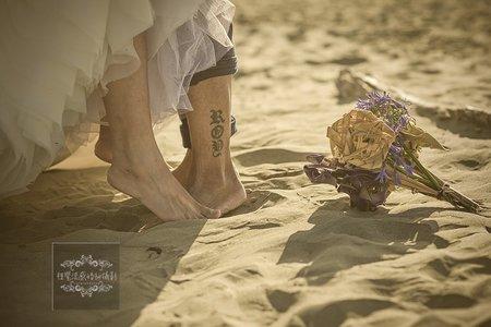 紐西蘭(新西蘭)尼爾森海灘拍婚紗-美式、韓系、日系、清新、時尚、個性、中式精選婚紗風格
