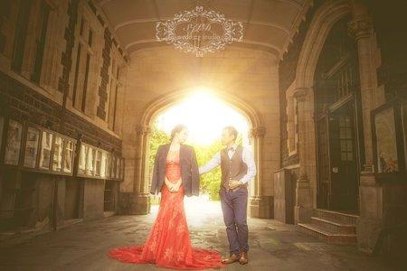 紐西蘭奧塔哥大學海外婚紗-美式、韓系、日系、清新、時尚、個性、中式精選婚紗風格