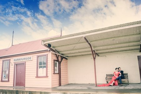 紐西蘭-聖路加聖公會教堂海外婚紗-美式、韓系、日系、清新、時尚、個性、中式精選婚紗風格