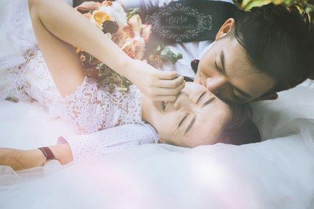 視覺流感|氧氣森林仙系 │ 精選婚紗風格