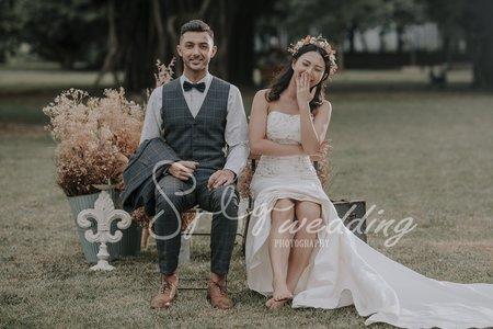 結婚吧獨家方案 | 婚紗攝影包套C