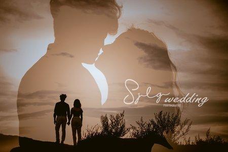 視覺流感|電影情境美式 浪漫 自然時尚 | 巷子內攝影棚實景