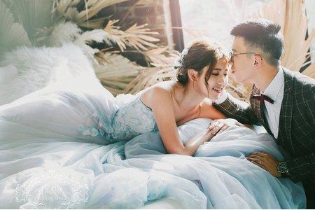 視覺流感|韓式清新 | 甜美愛情 -精選婚紗風格