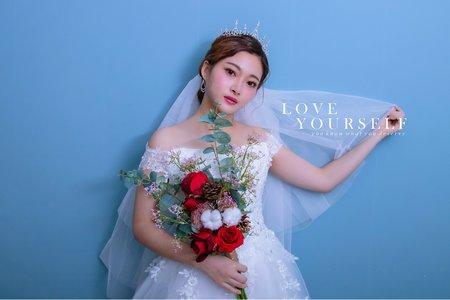 陳竹倫Iren造型設計-婚紗類