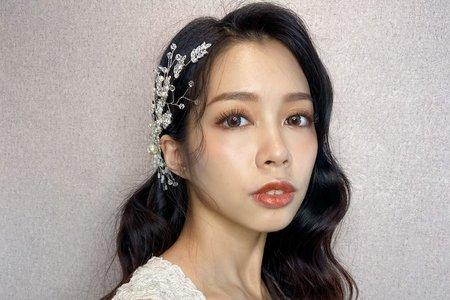 陳竹倫Iren造型設計-時尚妝感婚紗
