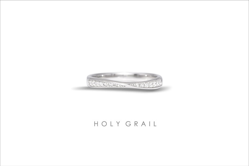 經典男女對戒|HOLY GRAIL