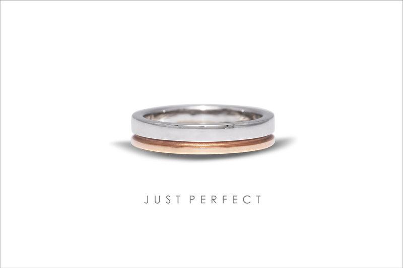 經典男女對戒|JUST PERFECT