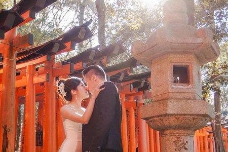 海外婚紗外拍|日本關西