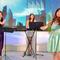 3人組純演奏樂團 世貿展演出1