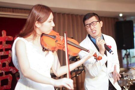 范特希音樂 4人組 婚禮樂團