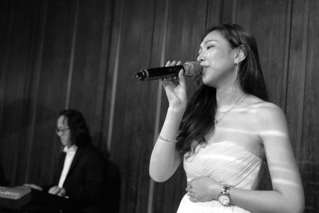 婚禮爵士樂團演出(含主持)