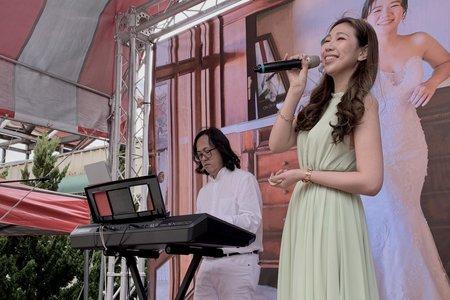 范特希音樂 鹿谷戶外婚禮