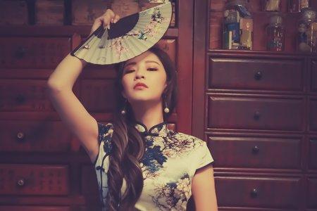 中西式復古風造型 / 旗袍漢服 / 婚紗