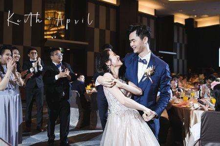 | 婚禮攝影 | 新竹國賓大飯店 | Keith & April