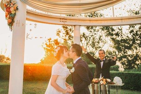 | 婚禮攝影 | 台中心之芳庭 | Hsinyi & Kimmi