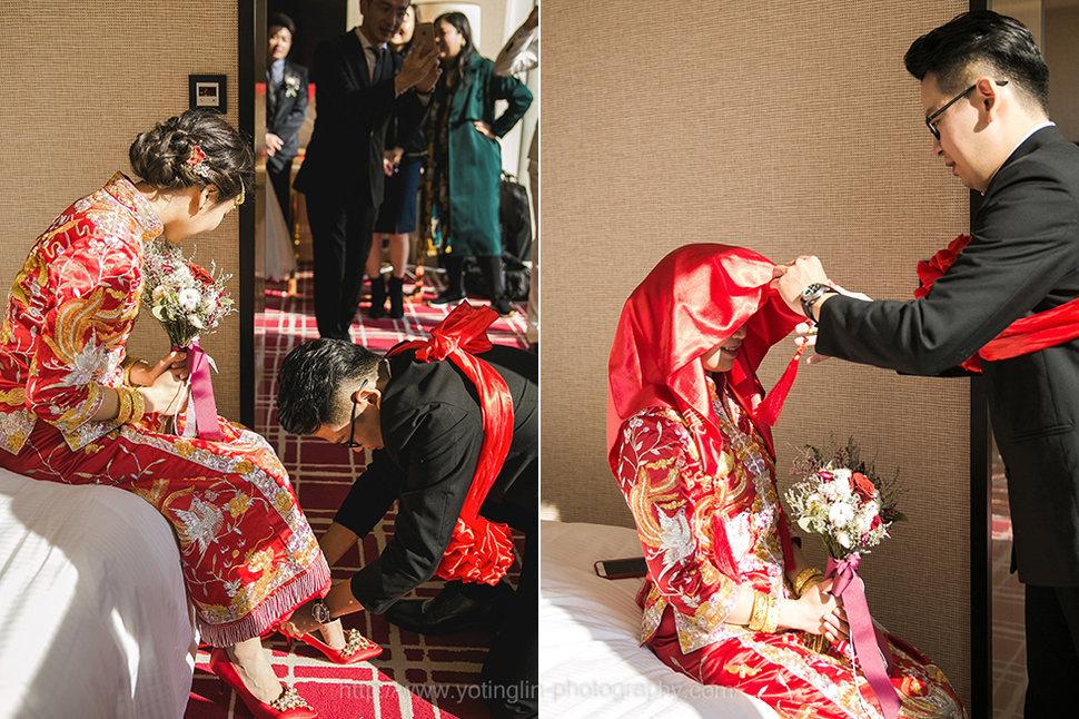 0046-香港婚禮-台中林酒店 - 林宥町   獨立攝影《結婚吧》