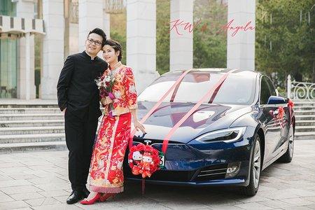 | 婚禮攝影 | 台中林酒店 | KW & Angela