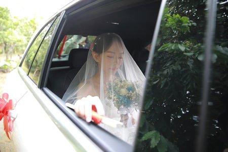 大成庭園餐廳-迎娶婚禮紀錄