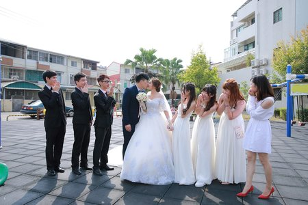 台灣大廚-迎娶婚禮紀錄